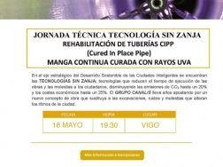 Jornada Técnica Tecnología sin Zanja