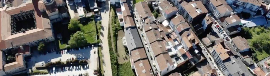 GRUPO CANALIS ha llevado a cabo los trabajos de inspección, limpieza y rehabilitación en la villa ourensana de Celanova (Ourense)