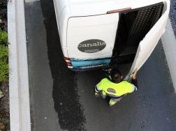 GRUPO CANALIS rehabilita las canalizaciones de la calle Gregorio Espino en Vigo (Pontevedra)
