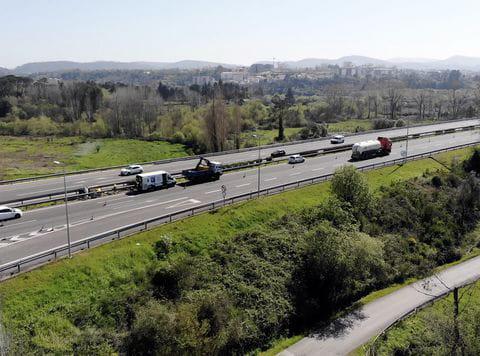GRUPO CANALIS rehabilita y conserva la A-1 en Condeixa-a-Nova (Coimbra)
